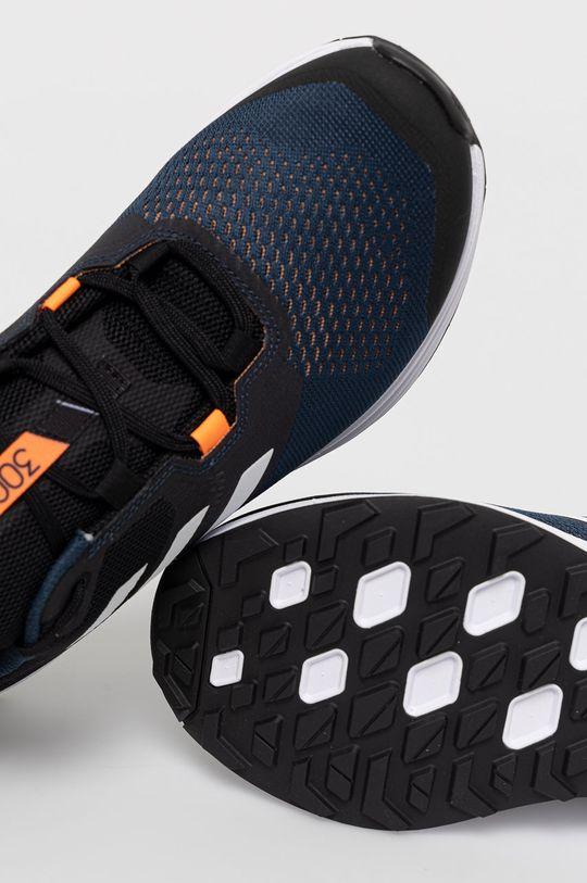 granatowy adidas Performance - Buty Terrex Two Flow