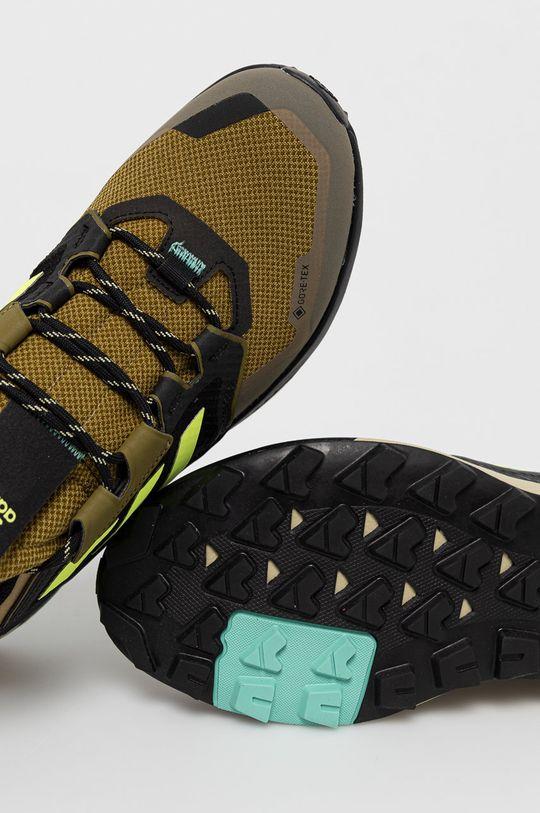 oliwkowy adidas Performance - Buty Terrex Trailmaker