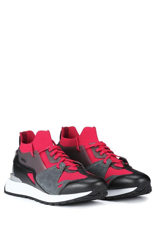Hugo - Topánky červená