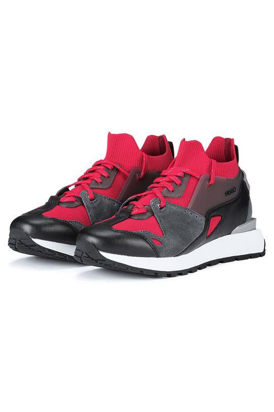červená Hugo - Topánky