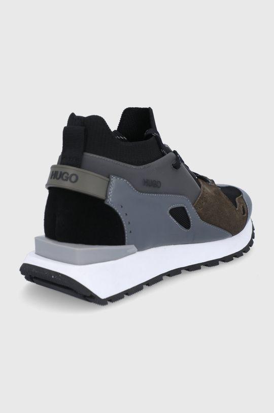 Hugo - Pantofi  Gamba: Material sintetic, Material textil, Piele naturala Interiorul: Material textil Talpa: Material sintetic