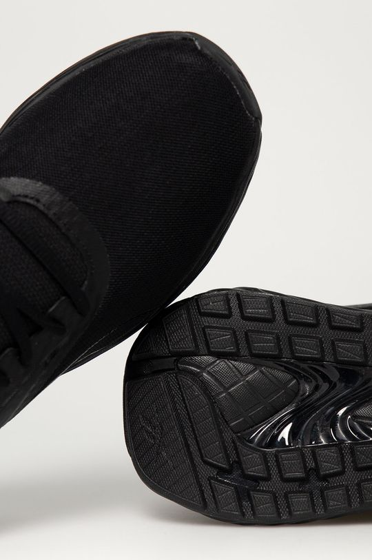 czarny Reebok - Buty LIQUIFECT 180 2.0