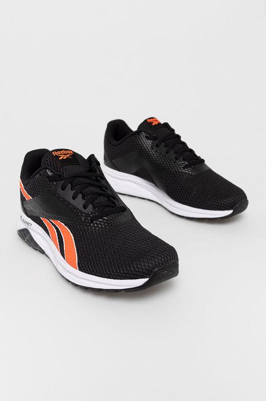 Reebok - Topánky Liquifect 90 čierna