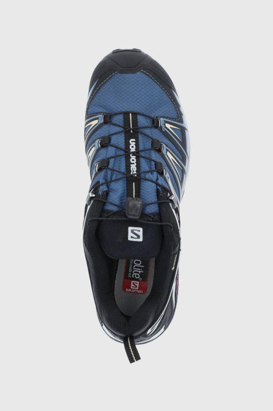 stalowy niebieski Salomon - Buty ULTRA 3 GTX