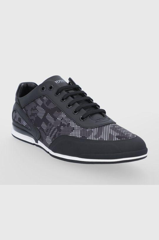 Boss - Topánky čierna