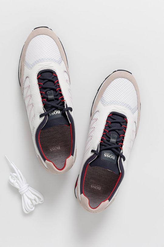biela Boss - Topánky