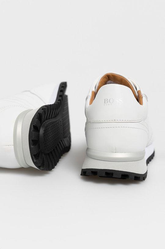 Boss - Kožené boty  Svršek: Přírodní kůže Vnitřek: Textilní materiál, Přírodní kůže Podrážka: Umělá hmota