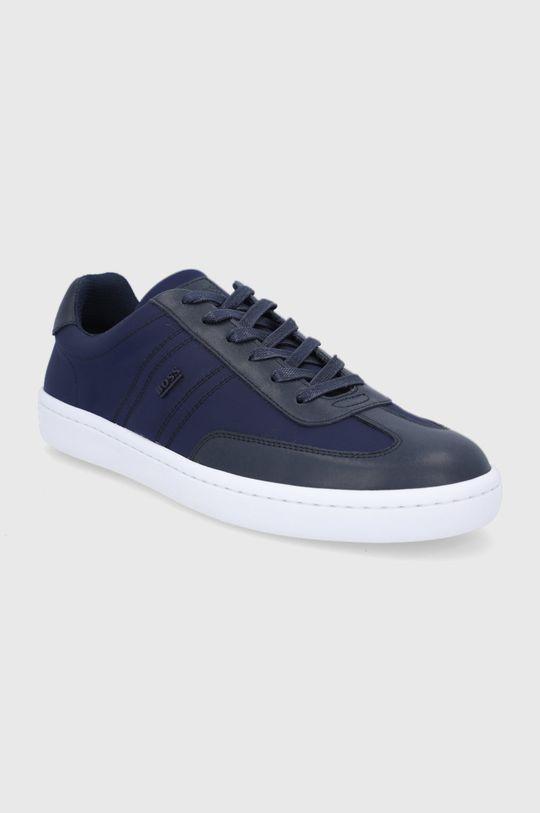Boss - Pantofi bleumarin