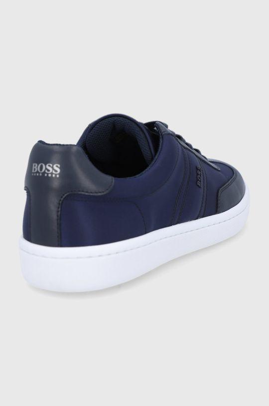 Boss - Pantofi  Gamba: Material textil, Piele naturala Interiorul: Material textil, Piele naturala Talpa: Material sintetic