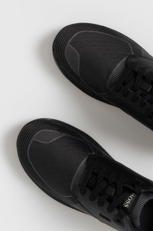 čierna Boss - Topánky
