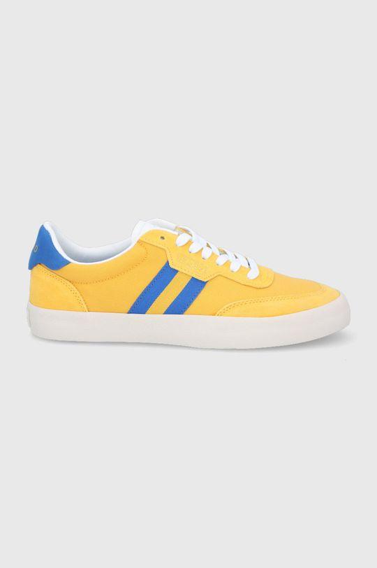 žltá Polo Ralph Lauren - Topánky Pánsky