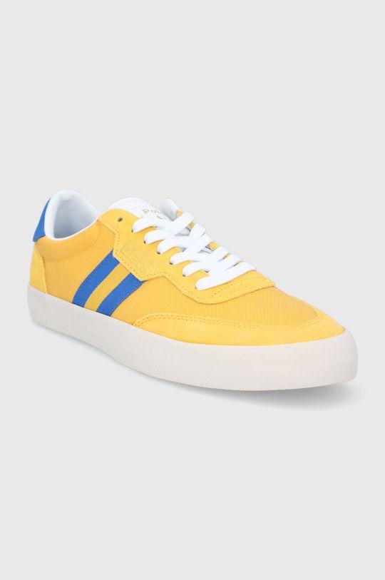 Polo Ralph Lauren - Topánky žltá