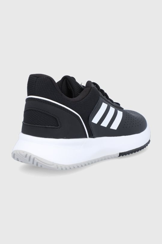 adidas - Buty skórzane Courtsmash Cholewka: Materiał tekstylny, Skóra naturalna, Wnętrze: Materiał tekstylny, Podeszwa: Materiał syntetyczny