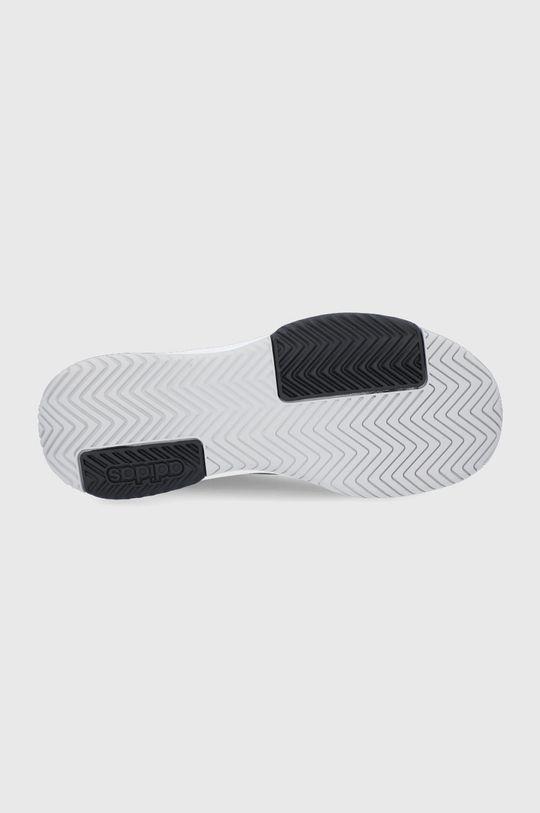 adidas - Buty skórzane Courtsmash Męski