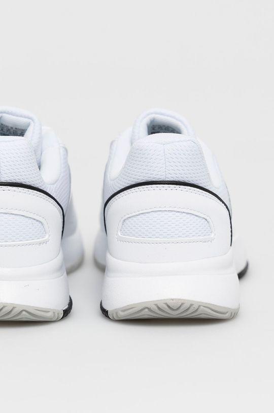 biela adidas - Topánky Courtsmash