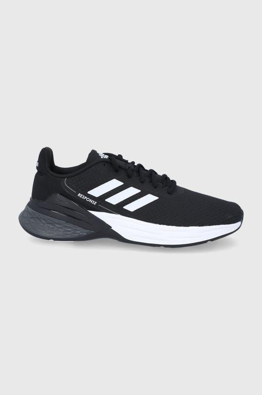 czarny adidas - Buty RESPONSE SR Męski