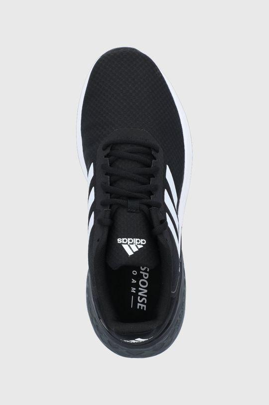 czarny adidas - Buty RESPONSE SR