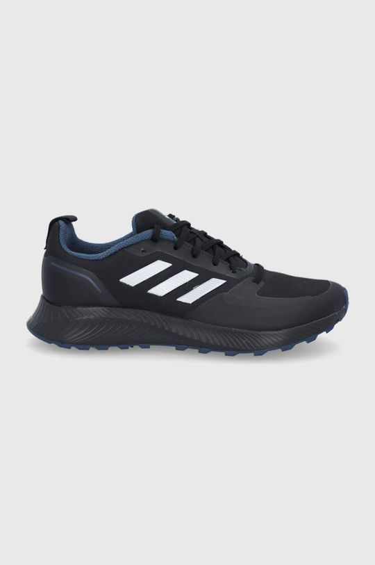 čierna adidas - Topánky RUNFALCON 2.0 Pánsky