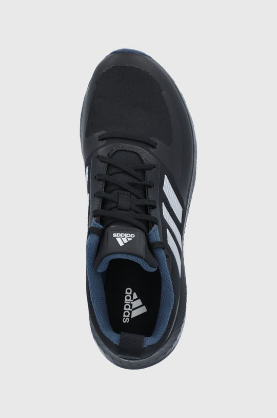 čierna adidas - Topánky RUNFALCON 2.0