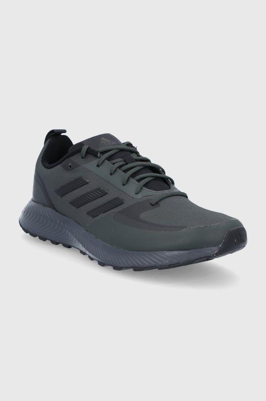 adidas - Pantofi Run Falcon 2.0 verde