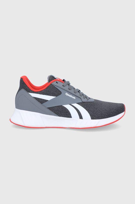 sivá Reebok - Topánky Lite Plus 2 Pánsky