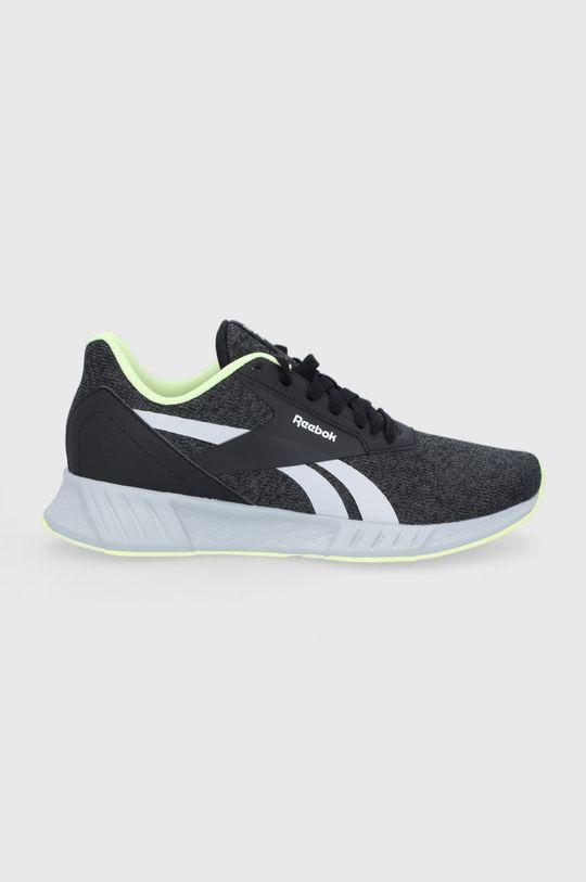 čierna Reebok - Topánky Lite Plus 2 Pánsky