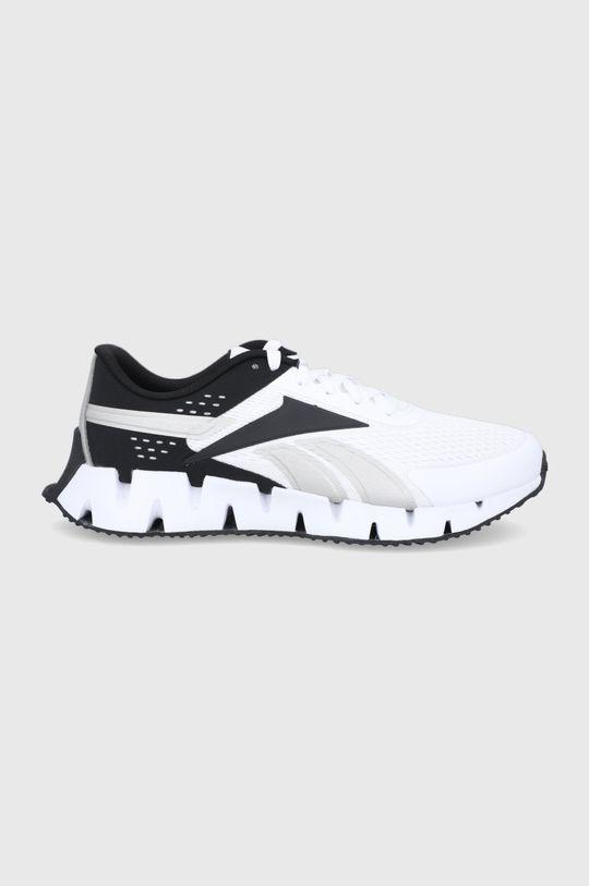 biela Reebok - Topánky Zig Dynamica 2.0 Pánsky