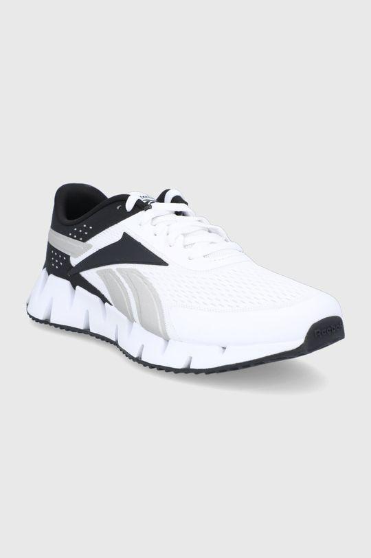 Reebok - Topánky Zig Dynamica 2.0 biela