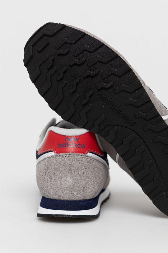 New Balance - Boty ML373CT2  Svršek: Textilní materiál, Semišová kůže Vnitřek: Textilní materiál Podrážka: Umělá hmota