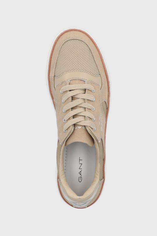 béžová Gant - Topánky Mc Julien