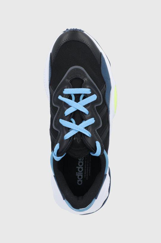 čierna adidas Originals - Topánky Ozweego
