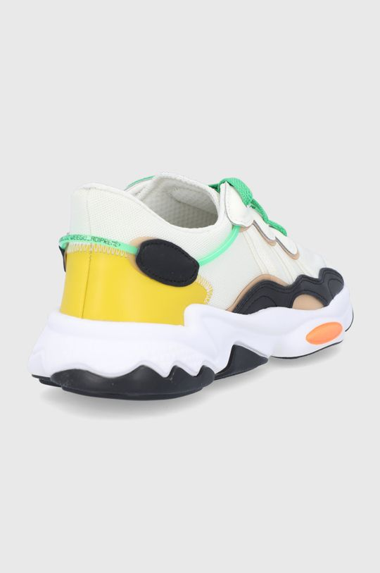 adidas Originals - Buty Ozweego Cholewka: Materiał tekstylny, Skóra naturalna, Wnętrze: Materiał tekstylny, Podeszwa: Materiał syntetyczny