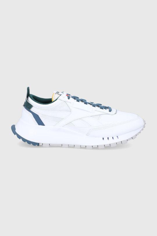 biela Reebok Classic - Kožená obuv CL Legacy Pánsky