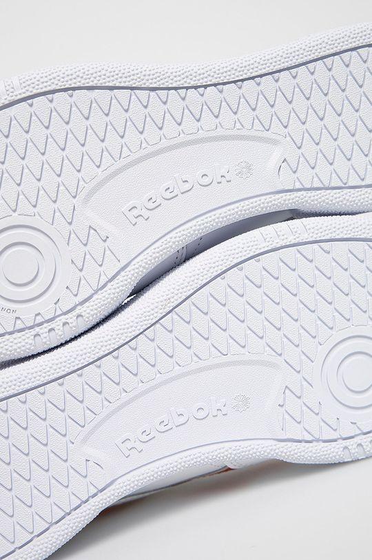 biały Reebok Classic - Buty CLUB C REVENGE MU