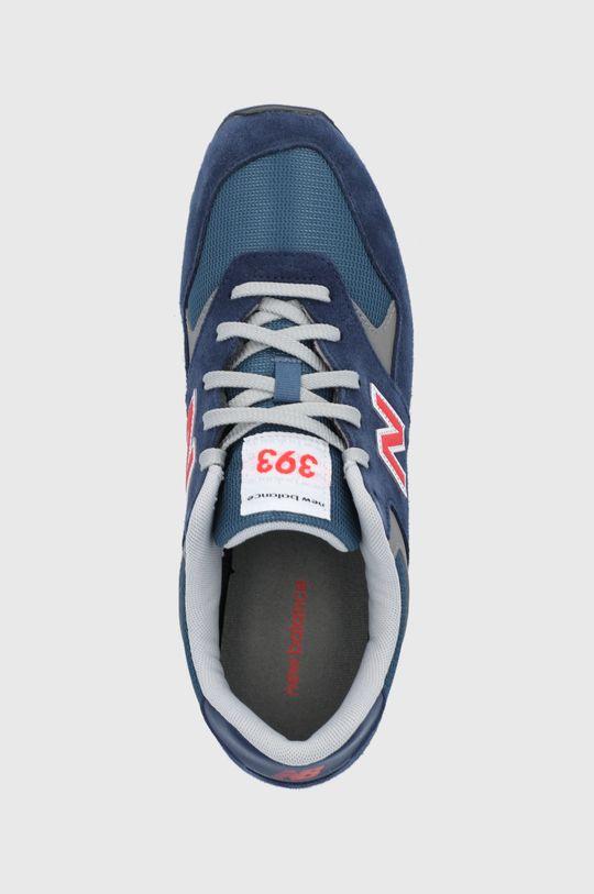 tmavomodrá New Balance - Topánky ML393SS1