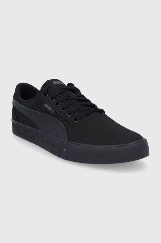 Puma - Tenisówki C-Skate Vulc czarny