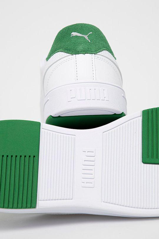 Puma - Topánky Serve Pro Lite  Zvršok: Syntetická látka, Prírodná koža Vnútro: Textil Podrážka: Syntetická látka