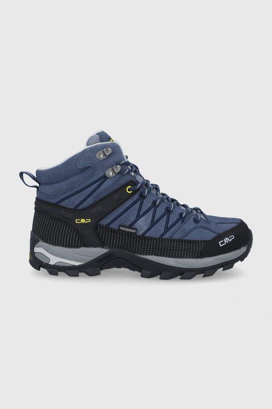 bleumarin CMP - Pantofi Rigel Mid Trekking De bărbați