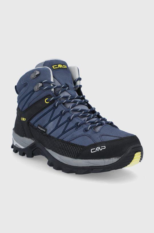 CMP - Pantofi Rigel Mid Trekking bleumarin