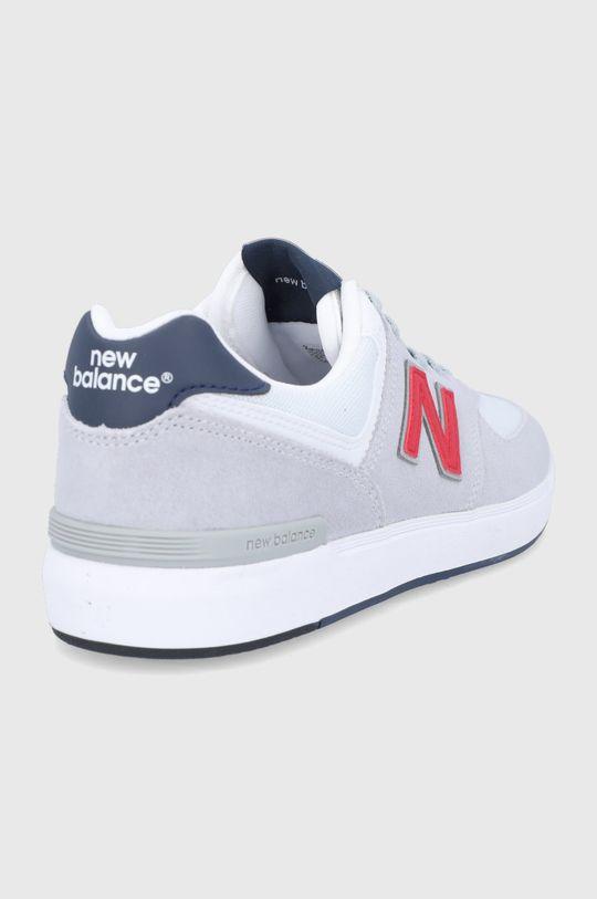 New Balance - Pantofi AM574AGS  Gamba: Material textil, Piele intoarsa Interiorul: Material textil Talpa: Material sintetic