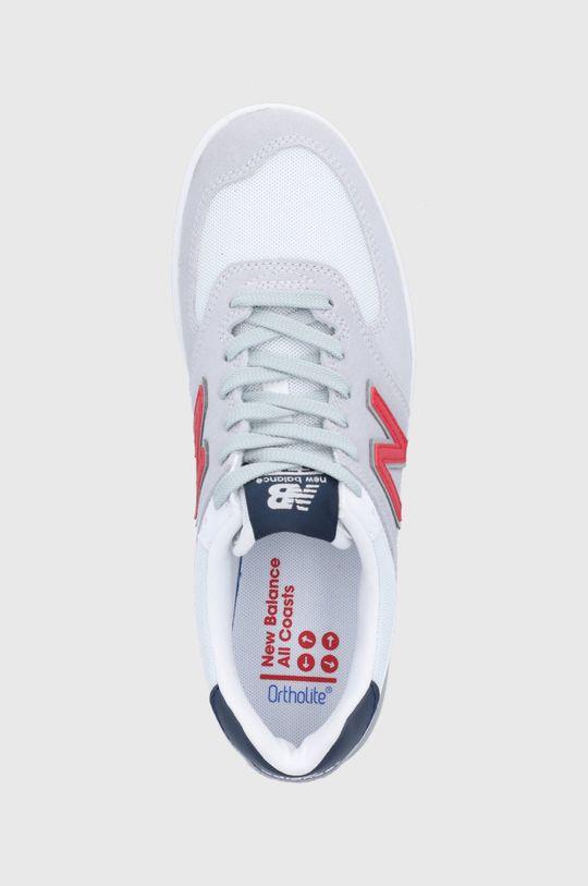 gri deschis New Balance - Pantofi AM574AGS