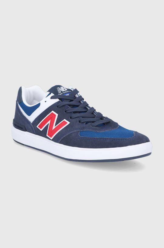 New Balance - Pantofi AM574ANR bleumarin