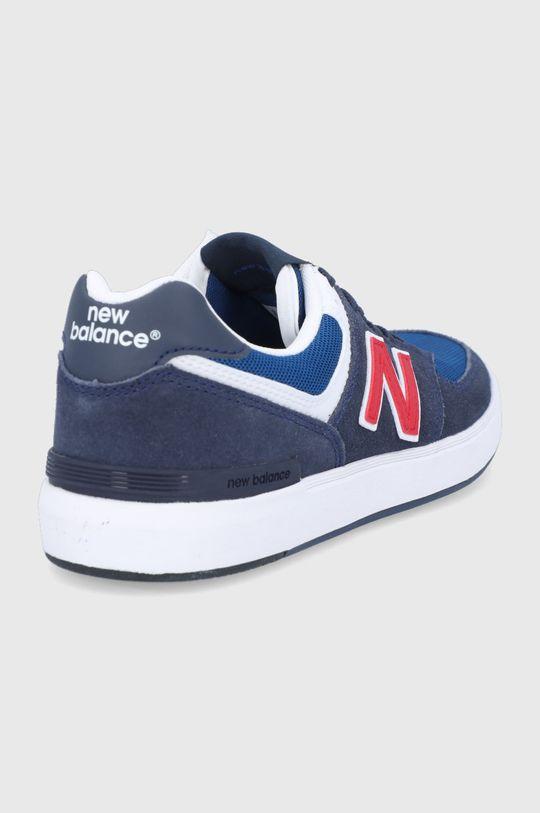 New Balance - Pantofi AM574ANR  Gamba: Material textil, Piele intoarsa Interiorul: Material textil Talpa: Material sintetic