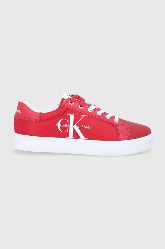 czerwony Calvin Klein Jeans - Buty Męski