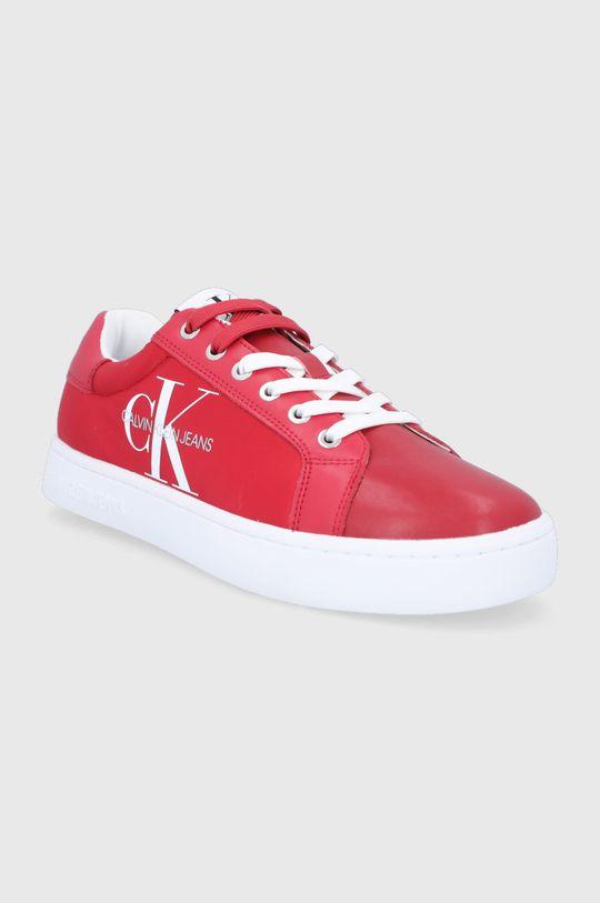 Calvin Klein Jeans - Buty czerwony