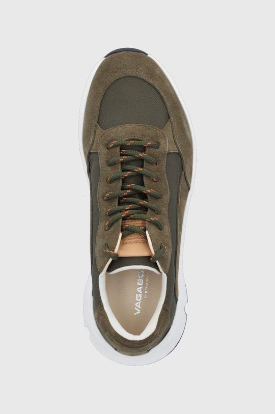 zelená Vagabond - Topánky Quincy