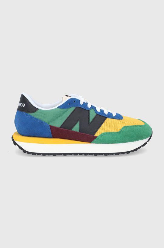 viacfarebná New Balance - Topánky S237LB1 Pánsky