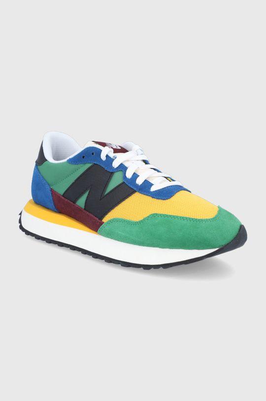 New Balance - Topánky S237LB1 viacfarebná