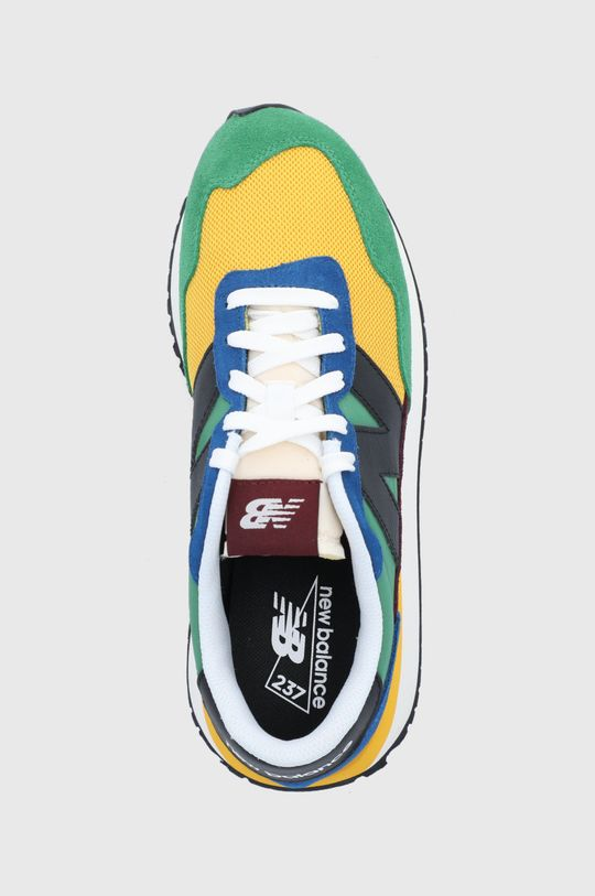 viacfarebná New Balance - Topánky S237LB1