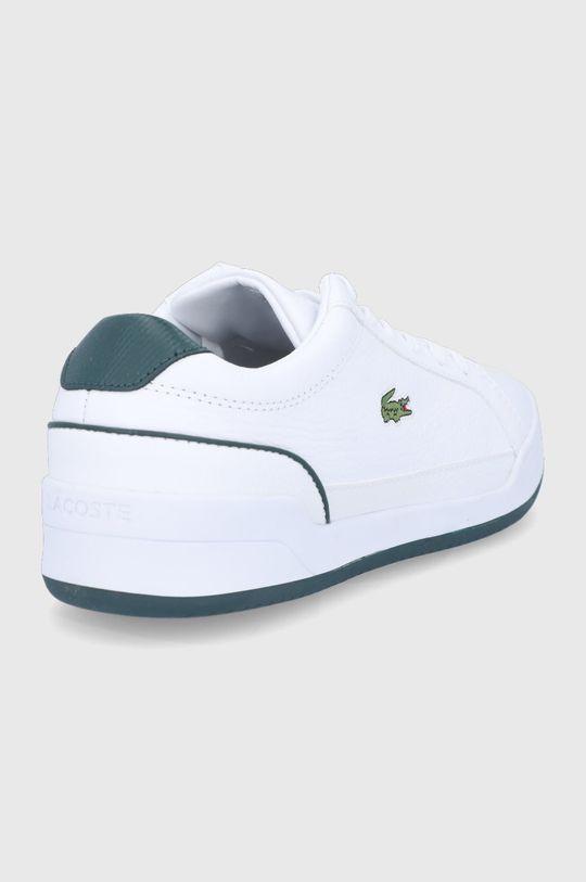 Lacoste - Kožené boty Challenge  Svršek: Umělá hmota, Přírodní kůže Vnitřek: Umělá hmota, Textilní materiál Podrážka: Umělá hmota